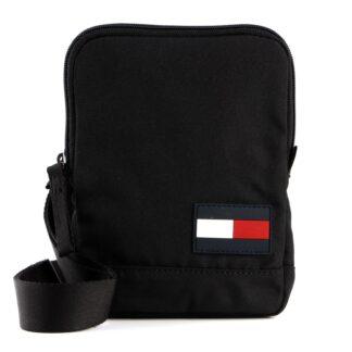 Tommy Hilfiger černá pánská taška Tommy Core Compact Crossover Black