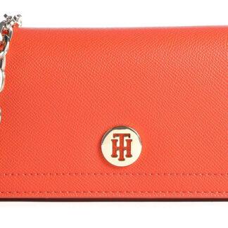 Tommy Hilfiger malá oranžová kabelka Honey Mini Crossover Tucson Orange