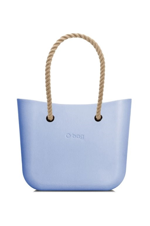 O bag kabelka MINI Skyway s dlouhými provazy natural