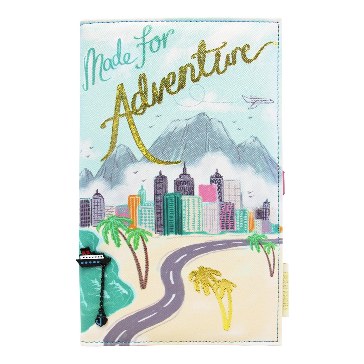 Disaster Designs praktický dokladovník Keepsake Adventure Travel Wallet